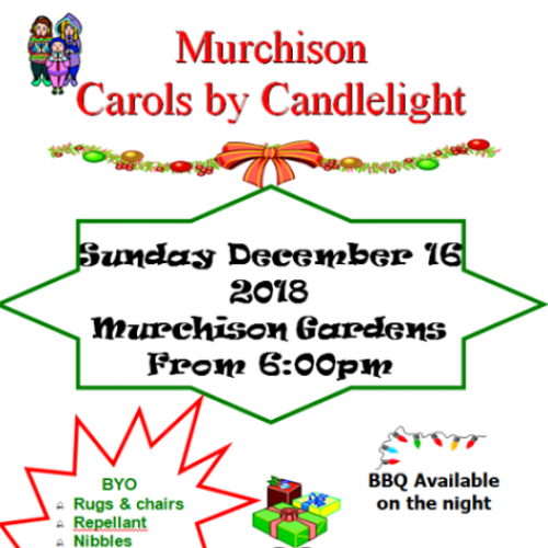 Murchison Carols by Candelight