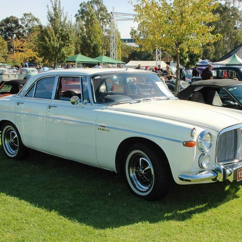 Rover Car Club of Australia - National Rove 2018