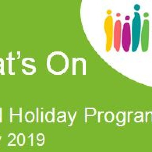 GV Libraries School Holiday Activities