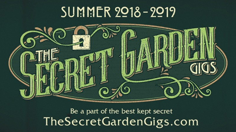 The Secret Garden Gigs - January 12