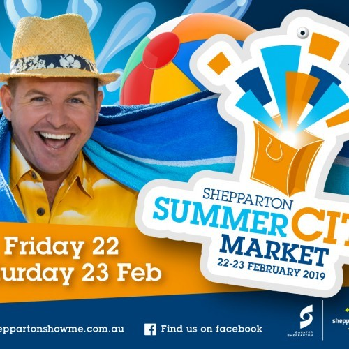 Summer City Market 2019