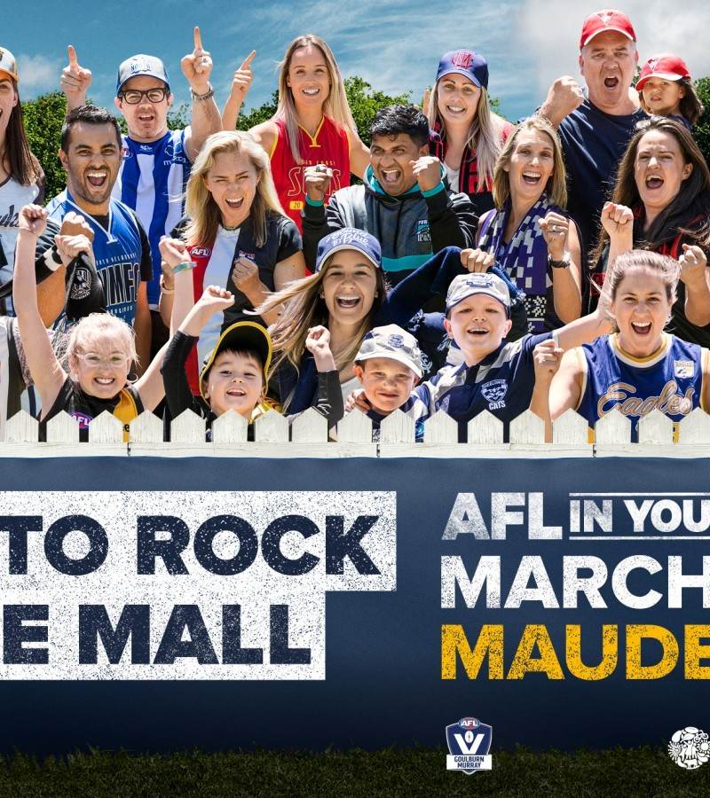 Tigers to rock the Mall