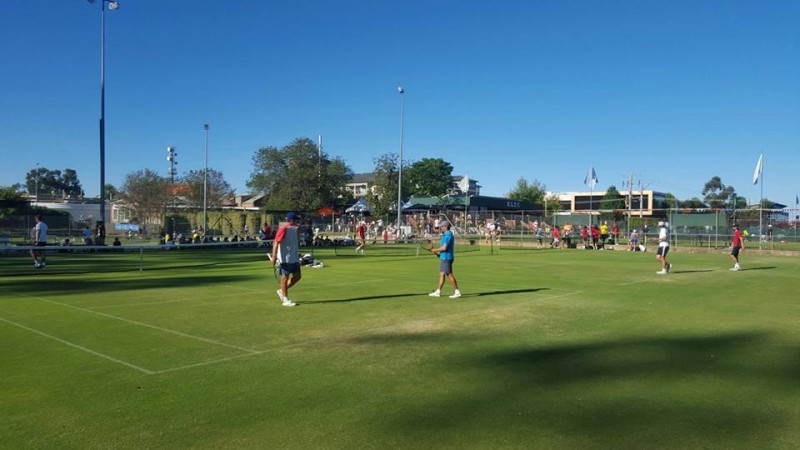 Shepparton Lawn Tennis Club Easter Tournament