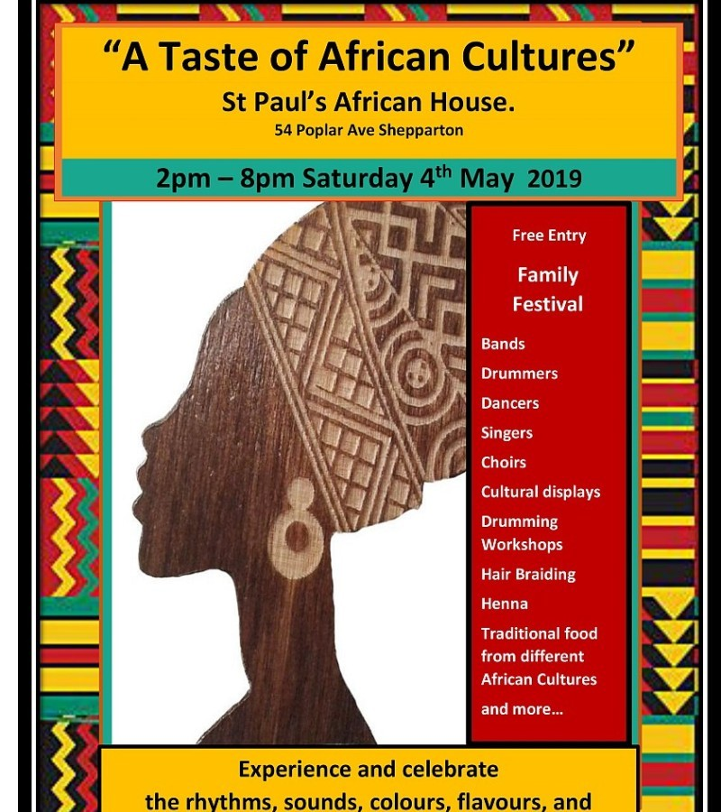 A Taste of African Cultures 2019