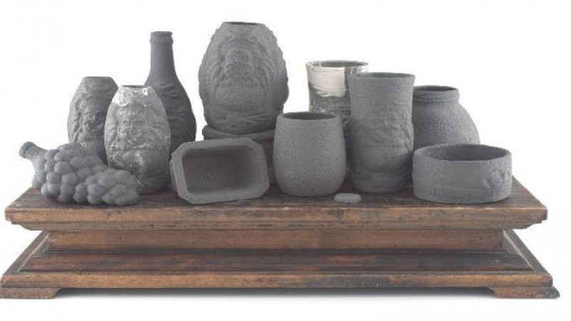 Bonsai Pot Slip Casting Workshop and Exclusive Preview of New Acquisition