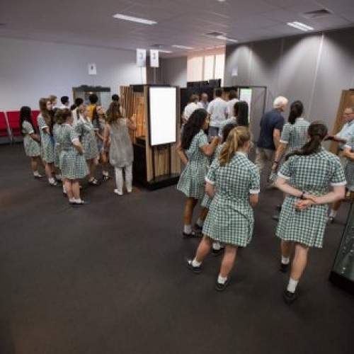 Courage to Care Educational Program and Exhibition Shepparton 2019