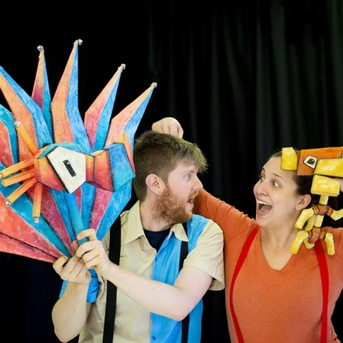 Riverlinks and Spare Puppet Theatre present Roald Dahl's The Twits
