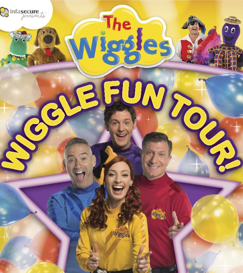 Infasecure presents The Wiggles - Wiggle Fun Tour!