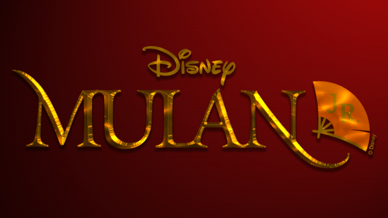 Initial Stages Theatre Company presents Mulan JR