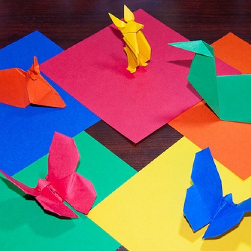 Part of the Fold - Origami Workshop