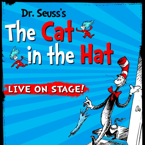 Showcase Entertainment Group presents Dr Seuss's The Cat in the Hat - Live on Stage!