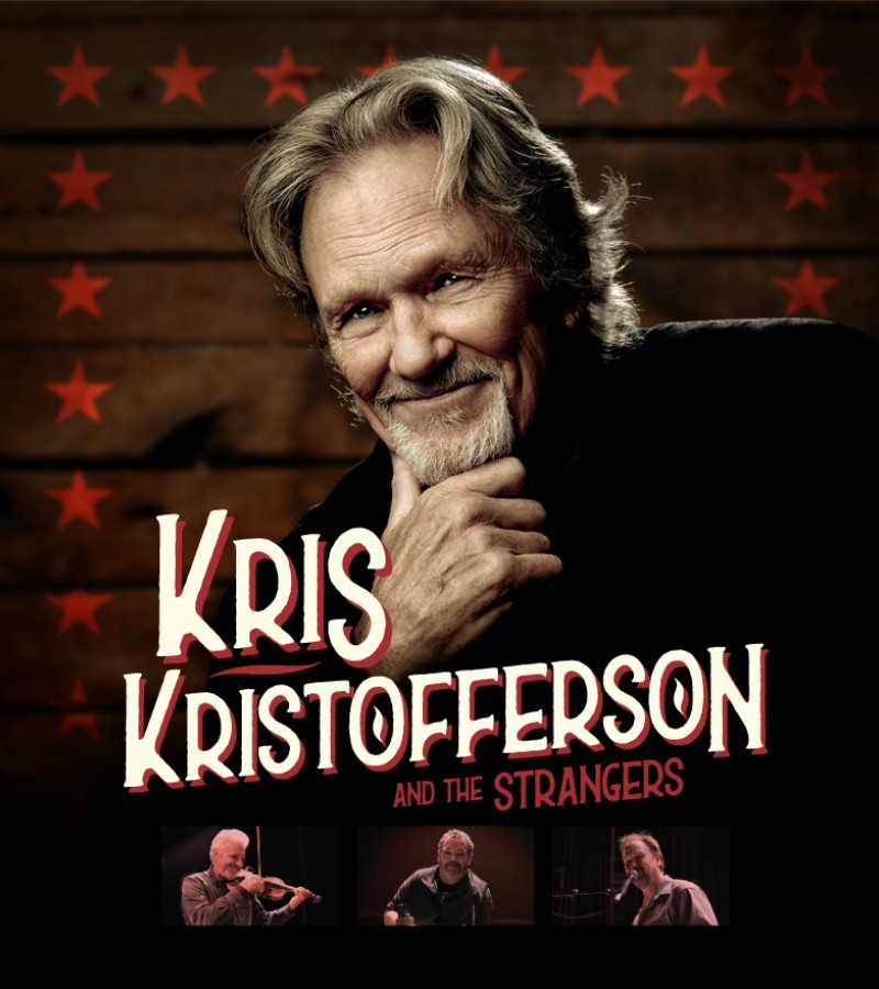 One World Entertainment presents Kris Kristofferson and The Strangers