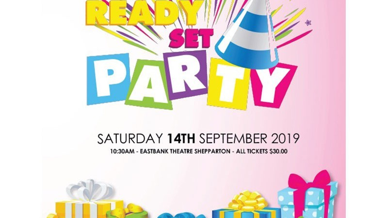 U Can Dance Studio presents Ready Set Party
