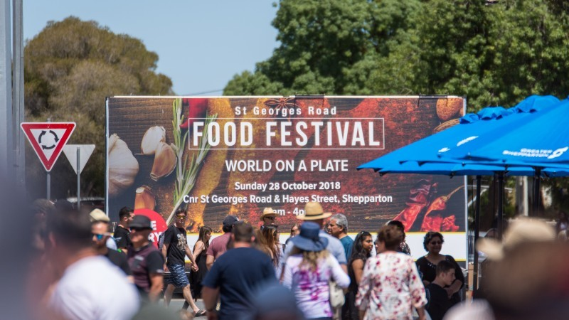 St. Georges Road Food Festival
