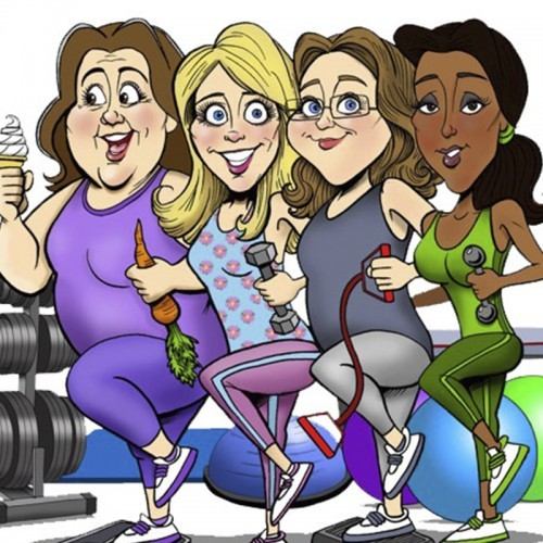 Riverlinks and HIT Productions present Waistwatchers the Musical