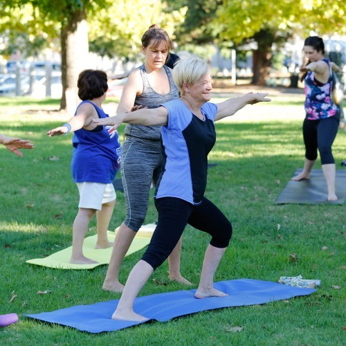 Yoga and Healthy Living