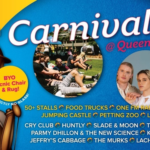 OUTintheOPEN Festival - Carnival Day