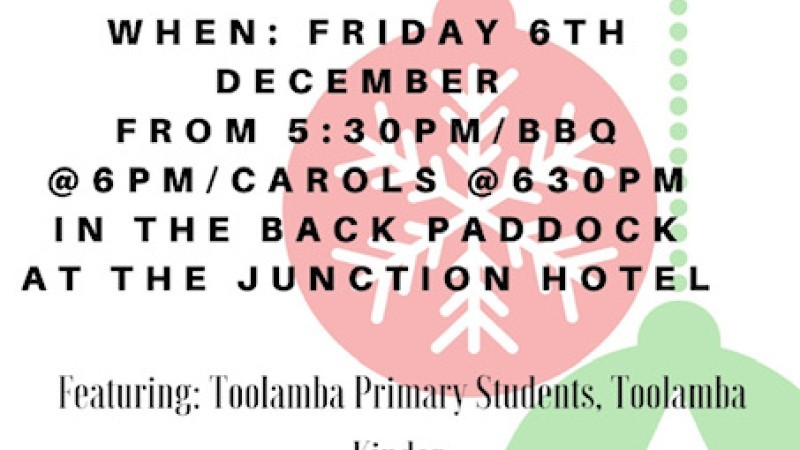 Toolamba Carols in the Park