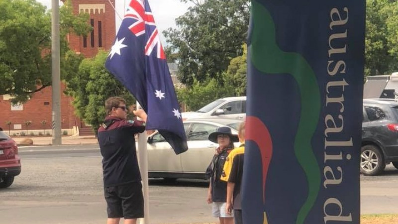 Australia Day Celebrations Mooroopna