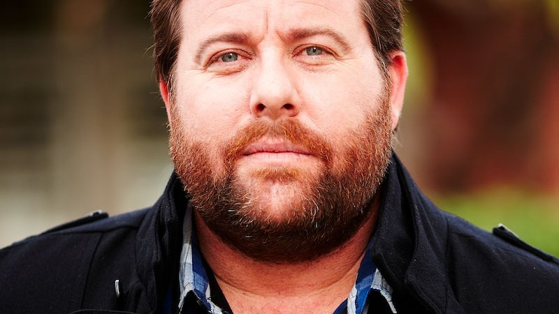 GV BRaIN presents Shane Jacobson -- At The Woolshed @ Emerald Bank