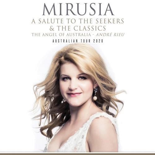 Entertainment Consulting presents Mirusia - A Salute to the Seekers and Classics