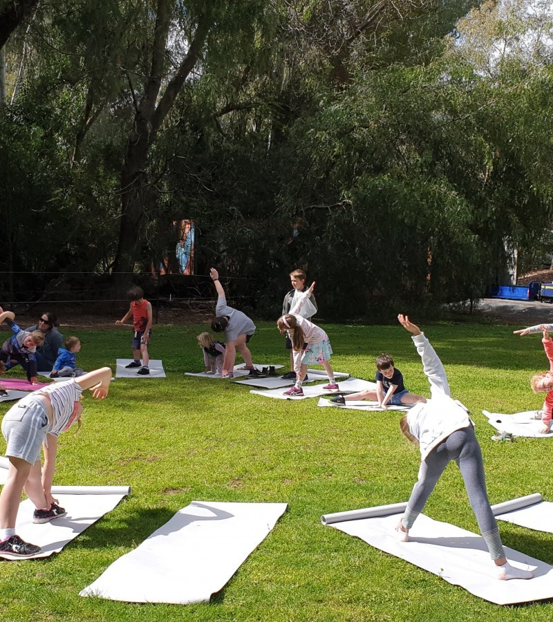 Primary Kids Yoga (Lower Primary 6 - 9 years)