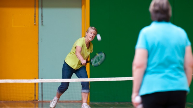 Active for Life - Social Badminton