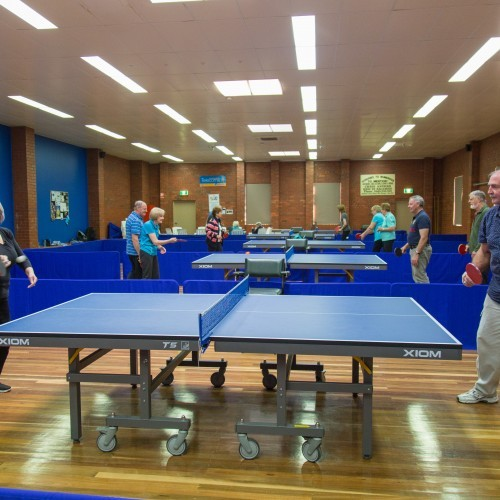 Active for Life - Table Tennis