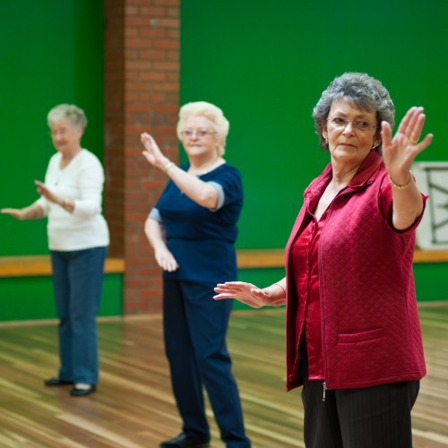 Active for Life - Tai Chi
