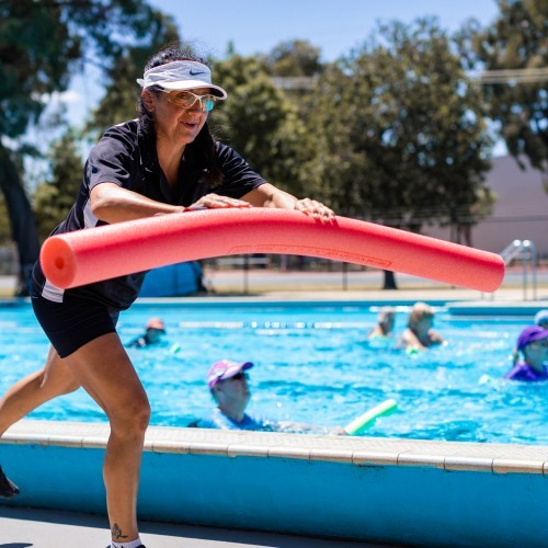 Tatura Aqua Deep Water Running Express