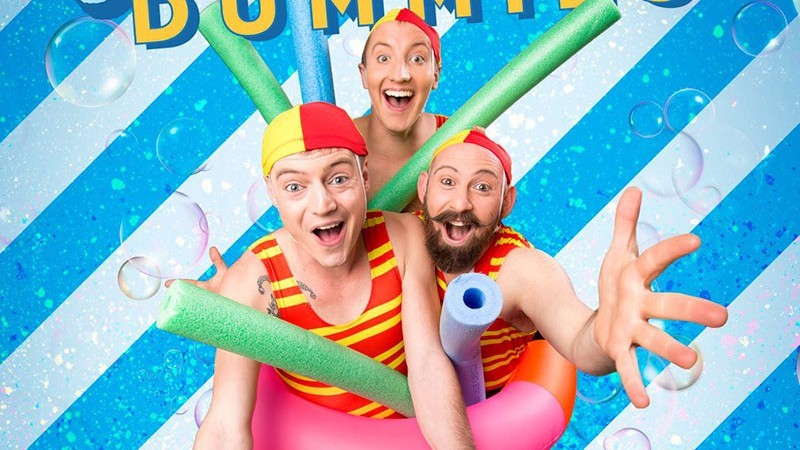 Riverlinks and Regional Arts Victoria present Splash Test Dummies -- Part of the 2021 Family Series
