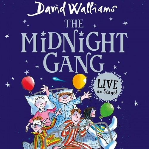 Riverlinks and CDP Kids present The Midnight Gang - Based on the bestselling novel by David Walliams -- Part of the 2021 Education Series