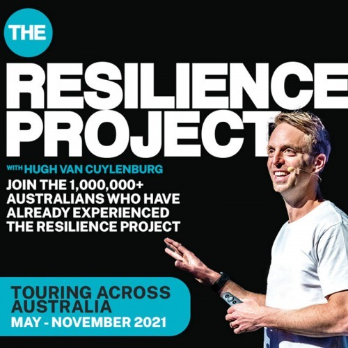 Live Nation presents The Resilience Project