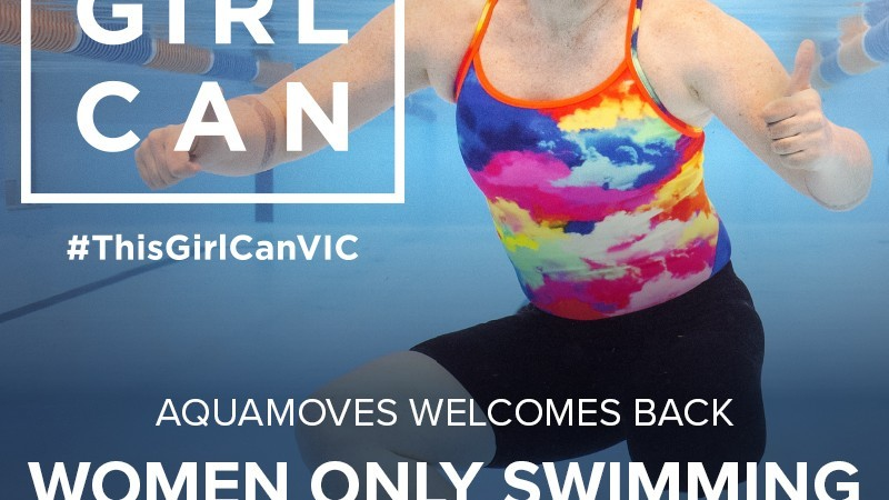 Women Only Swimming - This Girl Can
