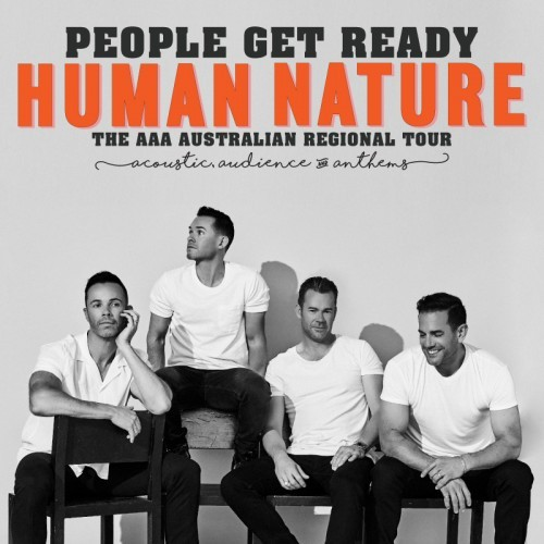 The Harbour Agency presents Human Nature