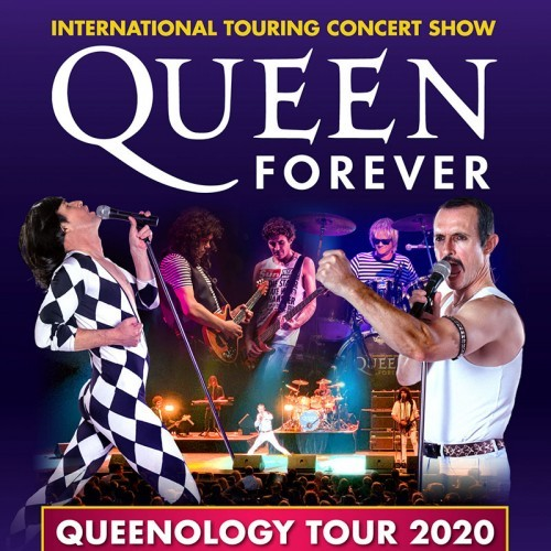 The Music Group Presents Queen Forever