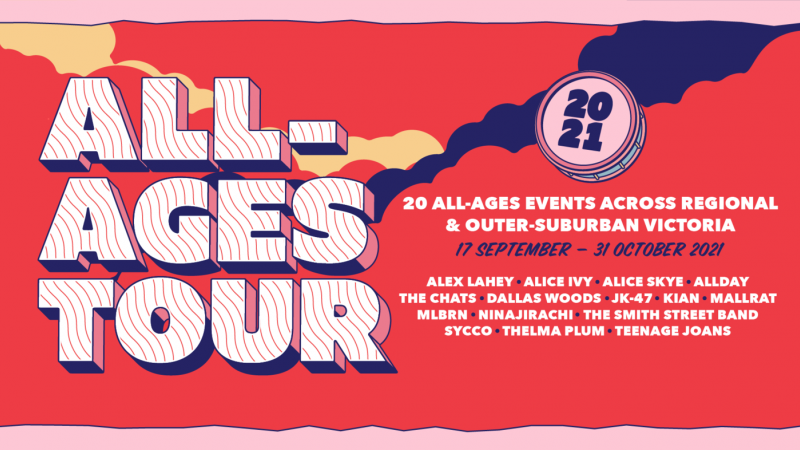 The Push All-Ages Tour featuring Alice Ivy and KIAN