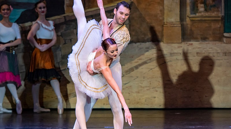 CANCELLED:  Riverlinks and Victorian State Ballet present Don Quixote