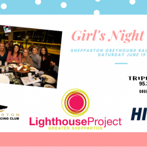 NEW DATE - Girl's Night Out