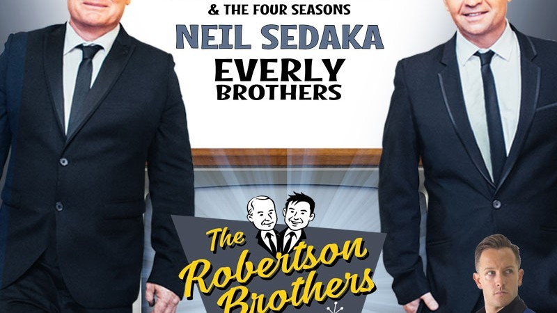 The Robertson Brothers 1960s Variety TV Show