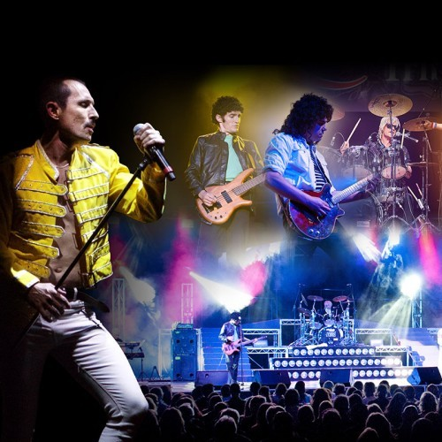 The Music Group Presents Queen Forever - Break Free Tour