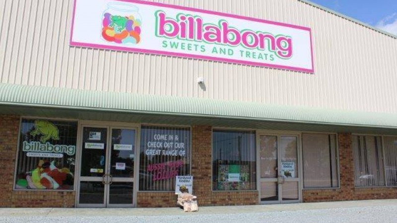 Billabong Sweets and Treats