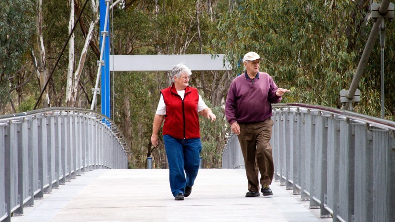 Walk in Greater Shepparton