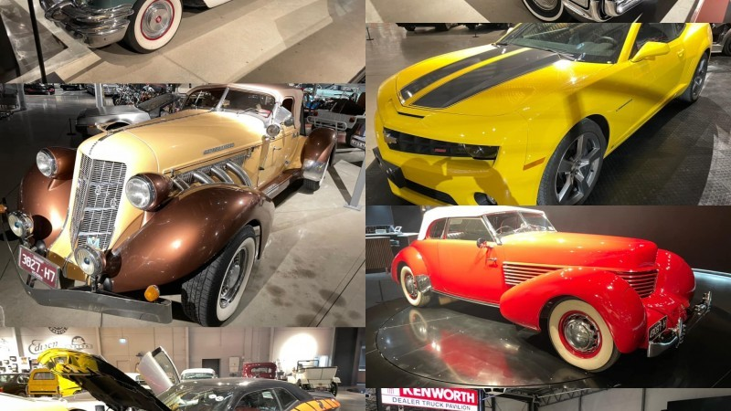 MOVE: Museum of Vehicle Evolution