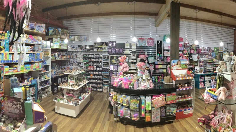 The Shepparton Fairy Shop / Delightful Rainglow