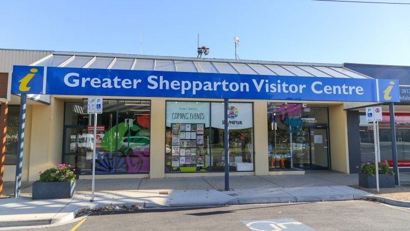 Greater Shepparton Visitor Centre Gift Shop