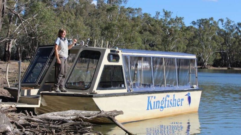 Kingfisher Cruises - Barmah