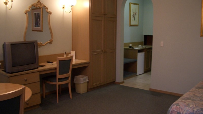 Quality Hotel Sherbourne Terrace