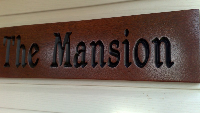 The Mansion & The Pad