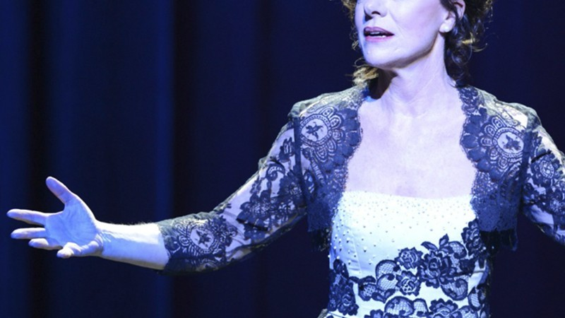 Riverlinks presents Bernadette Robinson – The Songs of Judy Garland - An Afternoon Delight